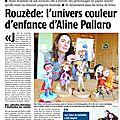 Article de la Charente Libre - 2015