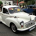 Morris cowley minor 1000 doctor's coupe-1971