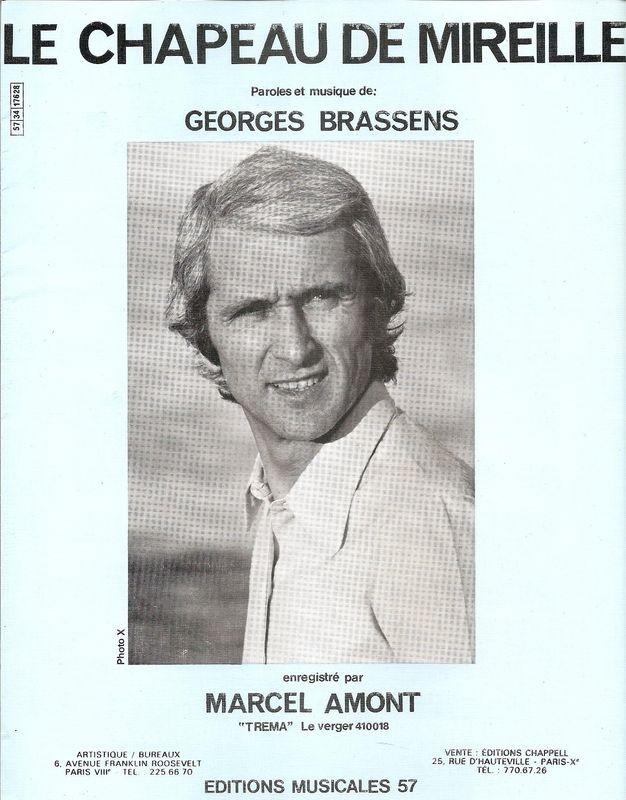 1975 LE CHAPEAU DE MIREILLE 01