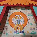 Autre carte enfant thème cirque