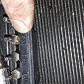 Nettoyage vanne egr mercedes c200 cdi 2006