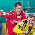 Résumé borussia dortmund - union berlin vidéo buts 1-1 (3 - 0) coupe d'allemagne