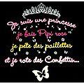 Princesse paillette