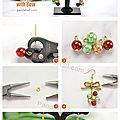 PandaHall collection des bijoux pour Noël