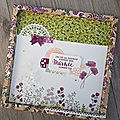 Atelier stampin' up! - collection aime ce que tu fais (atelier ou kit)