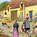 L'âge du travail dans le département du var en 1840