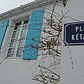 Choses vues le premier jour à l'île d'Yeu le 8 mai 2013 (1)
