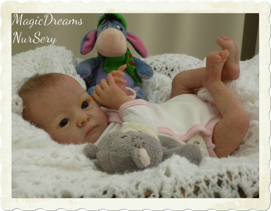 Baby Tink, Doll kit Tink de Bonnie Brown