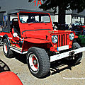 Jeep Willys MB (RegioMotoClassica 2011)