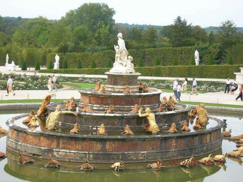 2006-09-01 - Visite de Versailles 163
