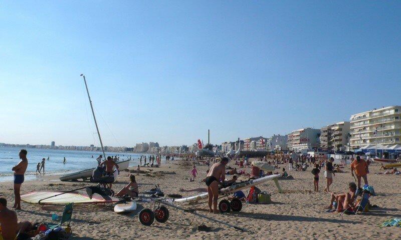 Plazh i mbipopulluar