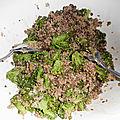 Salade croquante aux brocolis