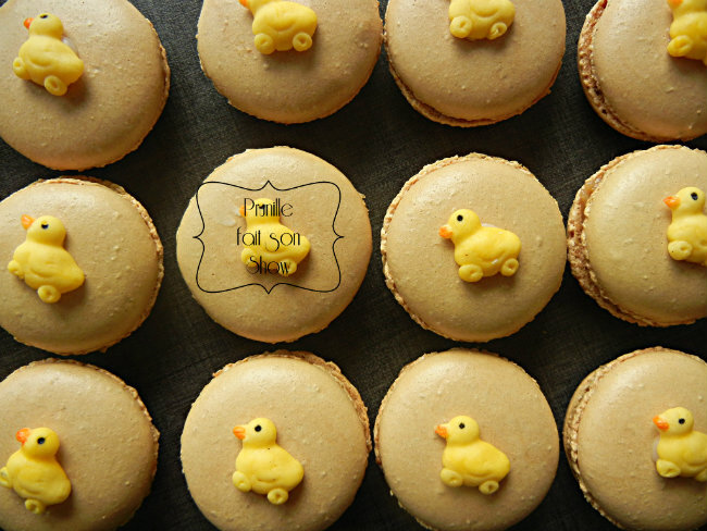 macarons poussins prunillefee 2