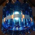 Rozanna - suspension, bouteilles d'eau récup