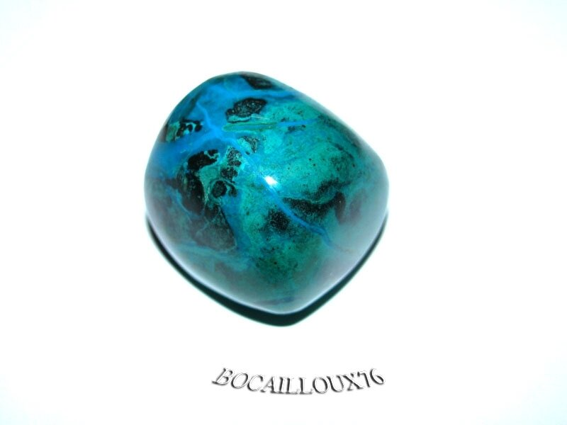 CHRYSOCOLLE 2 Roulée - LITHOTHERAPIE