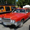 <b>CADILLAC</b> Fleetwood 4door Sedan 1969