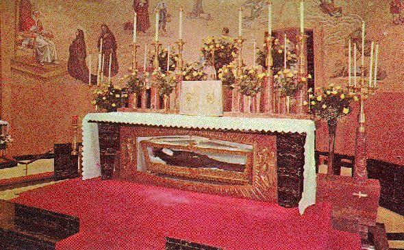 Sainte Françoise Xavier Cabrini 2