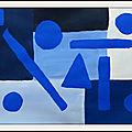 Camaïeu géométrique