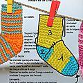 Tuto des chaussettes