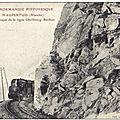 Cherbourg - valognes par la côte : le