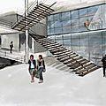 Centre culturel Paris 13è PROJET ARCHI 22