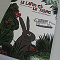 L'heure du conte : le lapin et le tigre