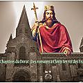 Les Chapitres du Dorat : Des romains à <b>Clovis</b> 1er roi des Francs