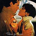 1985, Cristina <b>Cordula</b> pour Paris je t'aime d'YSL