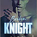 All Saint High, Broken <b>Knight</b> Tome 2 de L.J Shen