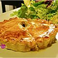 Tourte au <b>Chaource</b>