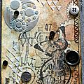 Tag Journal Lettre B/Boutons