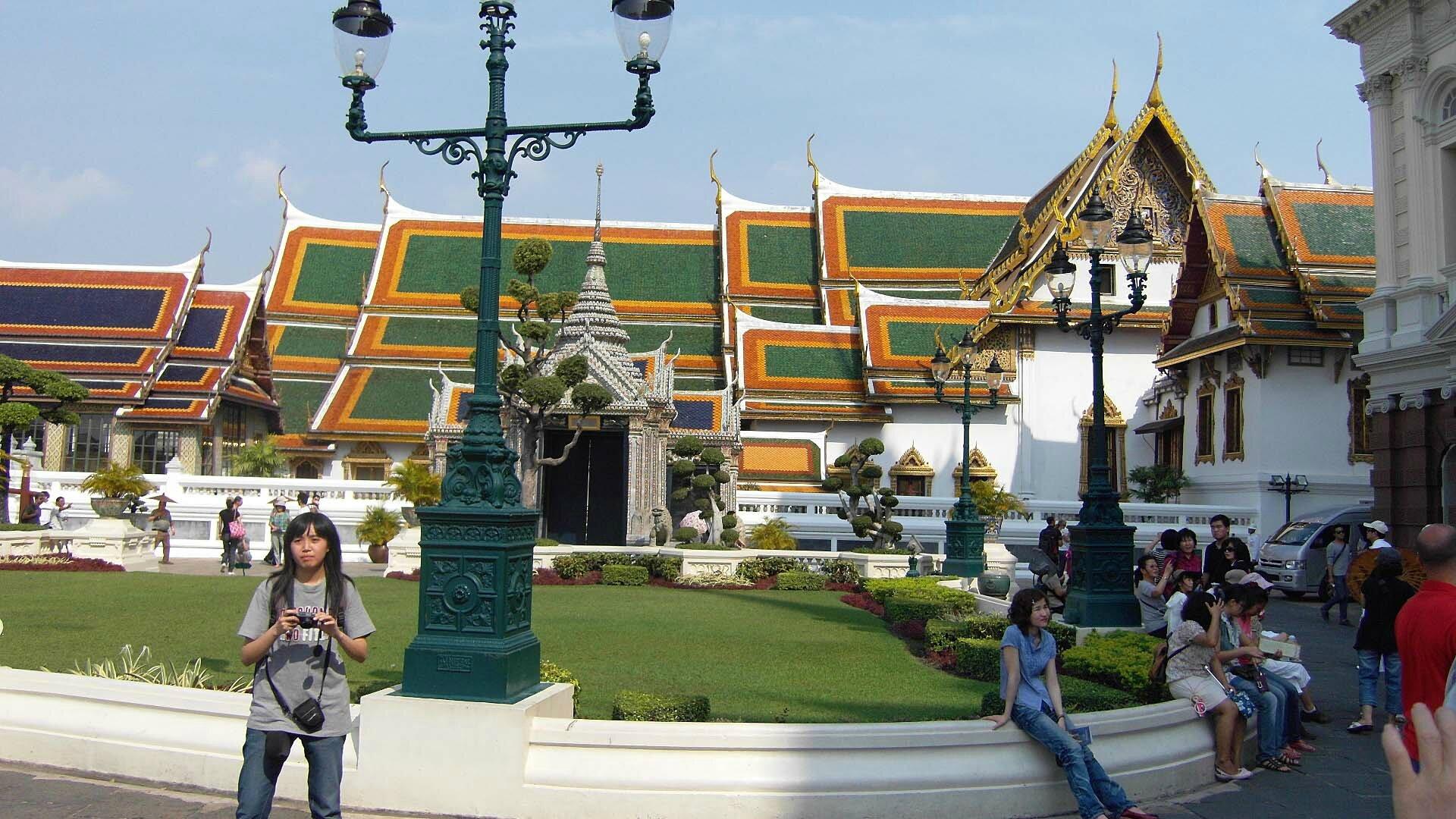 BANGKOK_Palais Imperial batiment4
