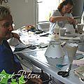 Cottage et Patine stage fabrication d'abat jours (4)