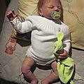X-18- Bébé 2012 - Noëla (Triplée)----------- Adoptée