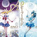 [news manga & anime ] le nouvel anime de sailormoon, la suite de soukyuu no fafner, etc...