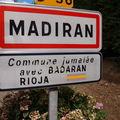 Le <b>Madiran</b> en fête ! Moi, parfois moins...