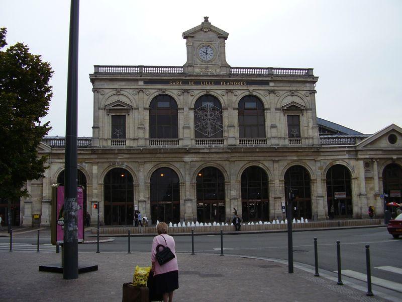 Gare de lille flandres nord gares et trains - Cabinet ophtalmologie des flandres lille ...