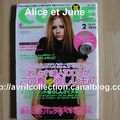 Cutie Magazine-Japon (février 2005)