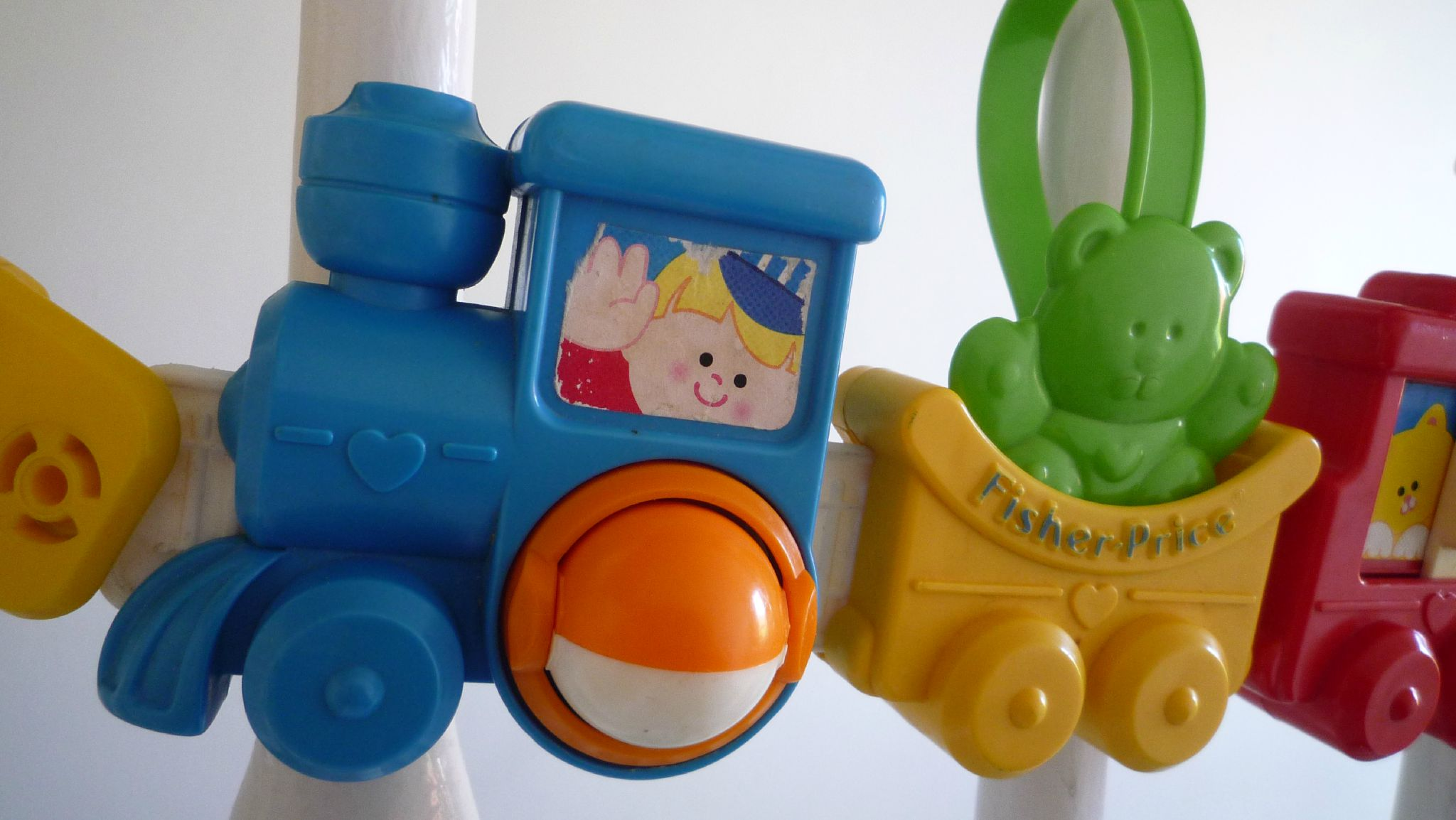 Guirlande poussette #1271 Fisher Price (2)
