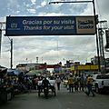 Retour au Pérou !