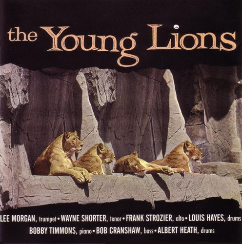 The Young Lions - 1960 - The Young Lions (VeeJay)