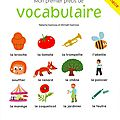 PRECIS DE VOCABULAIRE