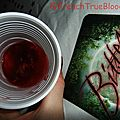 True Blood France blog : Belladone drinks True Blood !