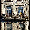 Porto : art invading houses