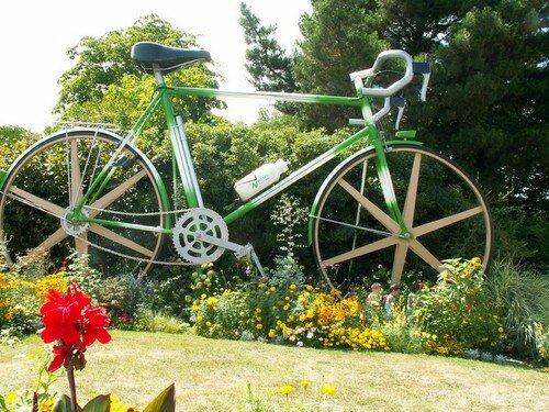 Vélo le plus grand du monde Noyal/vilaine