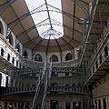 4ème jour à dublin, la prison...