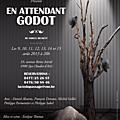 2013 En Attendant Godot de Samuel Beckett