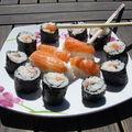 Makis-sushis et bon appetit !