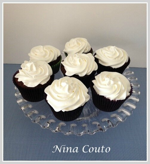 cupcakes red velvet nina Couto