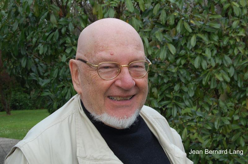 Jean-Bernard Lang